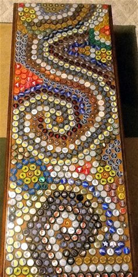 bottle top tables on