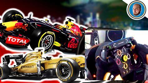 volanti f1 f1 2015 vetture 2016 mod volante formula 1
