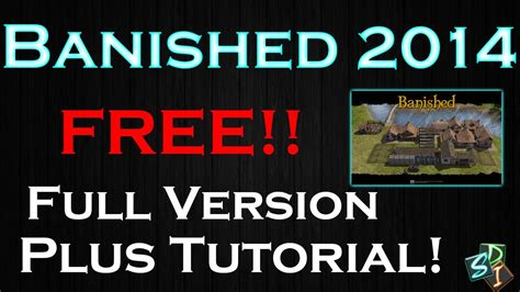 youtube free pc games download full version registered free banished 2014 pc game free download