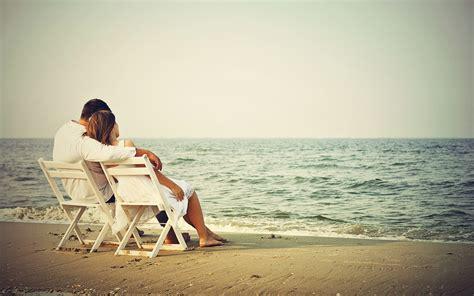wallpaper full hd couple romantic couple romance on bench full hd desktop