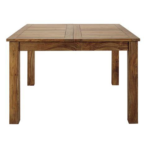 table de salle 224 manger 224 rallonge en bois de sheesham