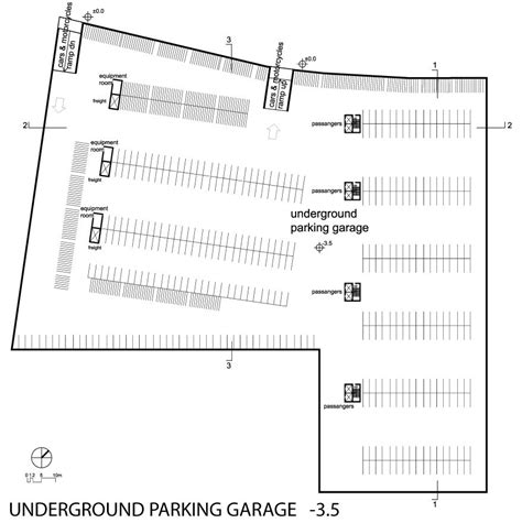 Parking Garage Plan by Underground Parking Plan поиск в Garage