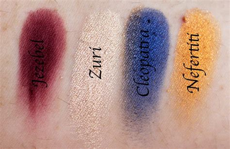 Juvias Place Nubian 2 Eyeshadow Pallete Original 101 juvia s place nubian 2 yellow eye shadow palette review