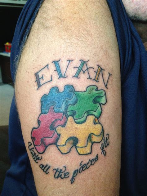 autism tattoo autism tattoos designs ideas and meaning tattoos for you