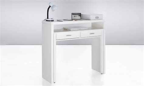 bureau extensible 2 en 1 groupon shopping