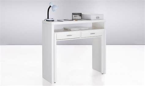 bureau retractable bureau console retractable