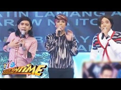 theme song meteor garden f3 of it s showtime sing the tagalong version of meteor