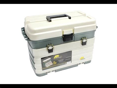 plano 758 large 4 drawer tackle box
