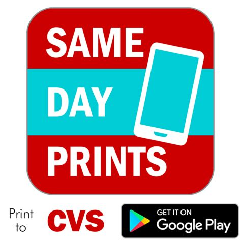 cvs app for android free cvs photo app same day photos at cvs mailpix