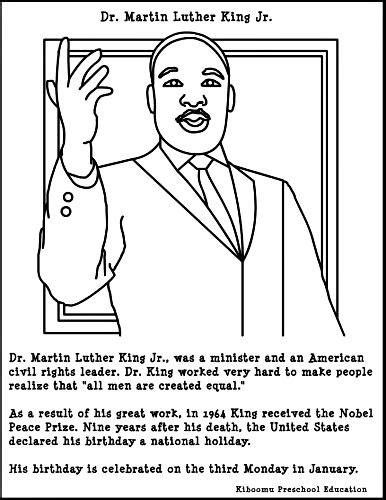 martin luther king coloring pages for toddlers martin luther king jr coloring pages fashion pinterest