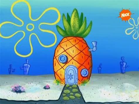 casa spongebob bob trick casa bob esponja lula molusco