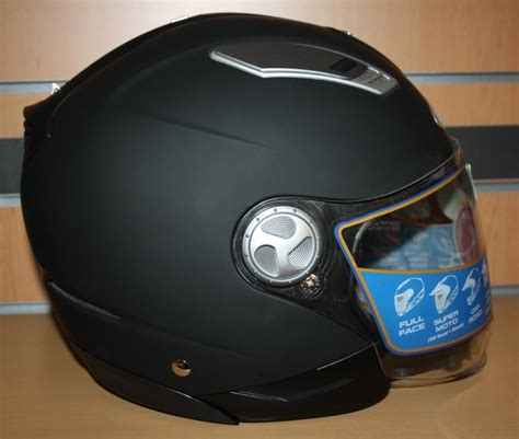 Kaca Helm Mds 701 703 705 helm hjc is multi mat zwart maat 60