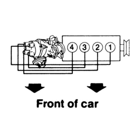 spark plugs 1994 honda accord engine diagram get free