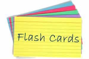 Flashcards For Flashcards Educating Baby K