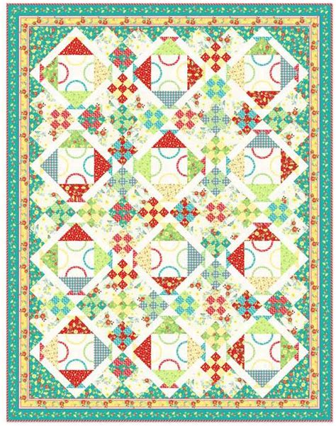 Flower Basket Quilt Pattern by Quilt Inspiration Free Pattern Day Basket Quilts