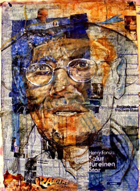 Sinensa Collagen bild collage ausdruck menschen mann