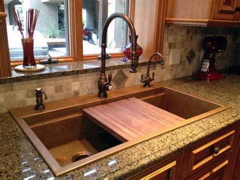 Kitchen Countertops And Sinks Five Inc Countertops Modern Sink Designs To Match Your Granite Countertops