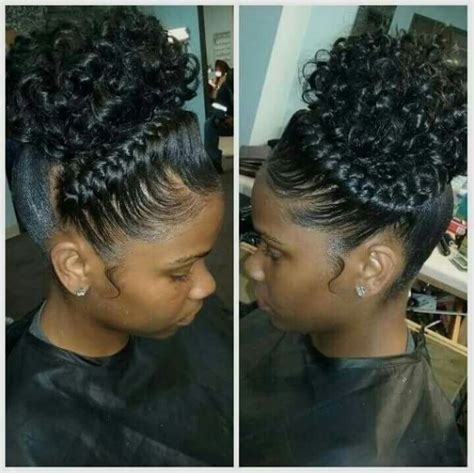 black people ponytail twist updo hairstyles 10 classic hairstyles that are always in style braided
