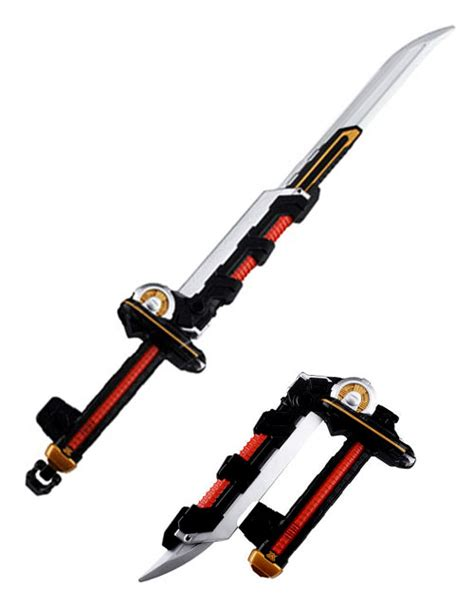 How To Make A Power Ranger Sword Out Of Paper - spin sword rangerwiki the sentai and power