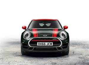 Mini Cooper Works Clubman Mini Cooper Works Clubman Launches In U S