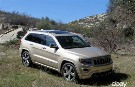2014 Jeep Grand Overland Review Review 2014 Jeep Grand Overland 4x4 Ecodiesel