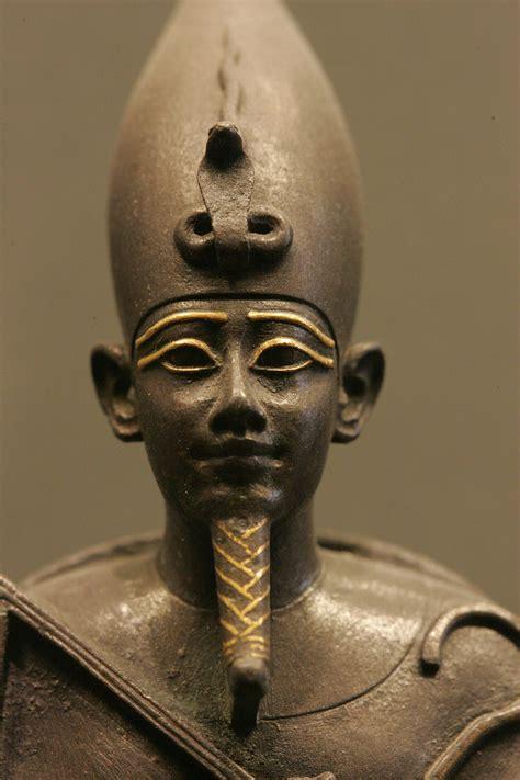 Statues Of Gods File Osiris E3751 Mp3h8829 Jpg Wikimedia Commons