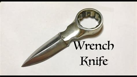 ring knife a wrench ring knife