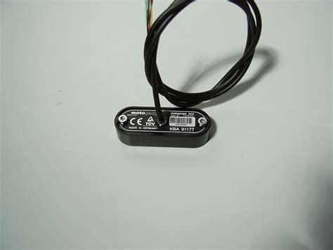 Motorrad Digitaltacho Umbau by Bikeparts P 252 Schl Motoscope Mini Digital Tacho Instrument