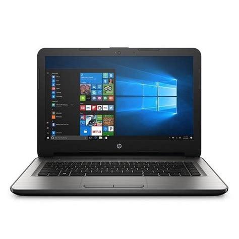 Notebook Hp 14 Bs006tx laptop hp amd 4gb ram 32gb gris 14 win 10