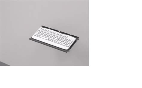 Wall Mount Keyboard Shelf by Wm Tr Mz Wall Mount Keyboard Tray On Z Arm Afc