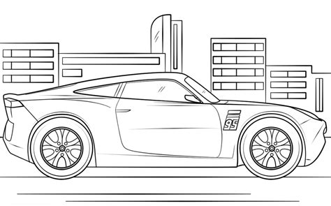 coloring pages cars mack mack and lightning mcqueen coloring pages mac lightning