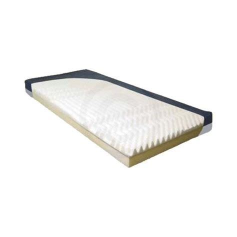 therapeutic bed drive therapeutic 5 zone pressure reduction support foam mattress