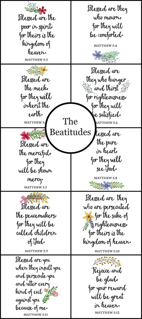 Beatitudes Printable Worksheets by 201 Best Images About On Sutton Place Printables On