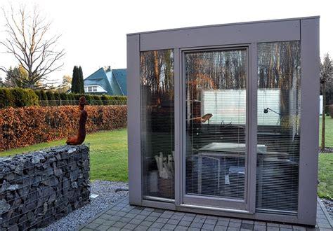 Gartenhaus Mit Glasfront by Cube Gardomo Design Gartenh 228 User