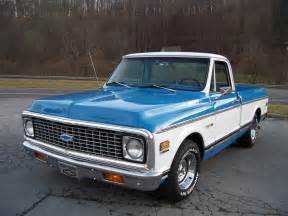 Chevrolet C10 Bed For Sale 72 Chevrolet C10 Bed 350 Automatic