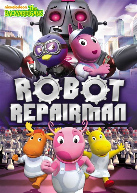 Backyardigans Robot Rage Episode The Backyardigans Videography Nickipedia All About Nickelodeon And Its Many Productions