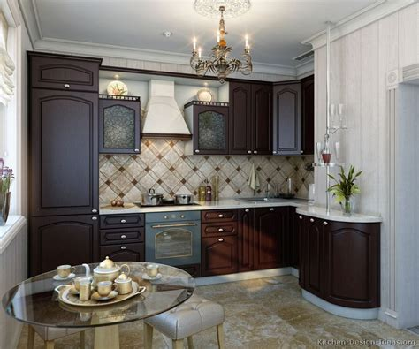 pictures of kitchens traditional dark wood kitchens pictures of kitchens traditional dark wood kitchens