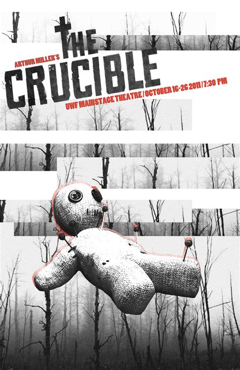 themes of the crucible movie advanced graphics 4990c art chantry poster the crucible