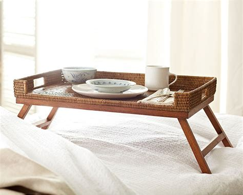 breakfast in bed table breakfast in bed tray serveware by wisteria
