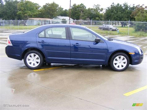 2007 ford fusion light 2007 blue pearl metallic ford fusion s 20457603
