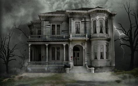 creepy house haunted house wallpapers desktop wallpaper cave