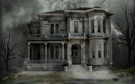 Haunted House Wallpapers Desktop   Wallpaper Cave