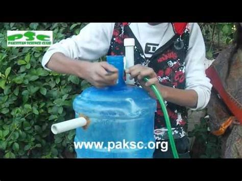 Pompa Air Mini 2 Tak air mancur tanpa listrik heron funnycat tv