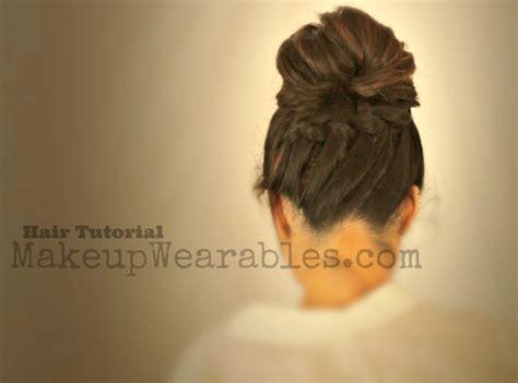 back to school hairstyles messy bun tutorial cute back to school hairstyles braided messy
