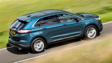 2016 Ford Edge Sport Review by Ford Edge 2 0 Tdci 210 Titanium Powershift 2016 Uk
