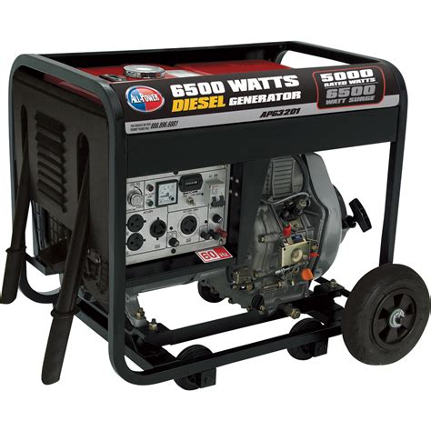 product all power america portable diesel generator