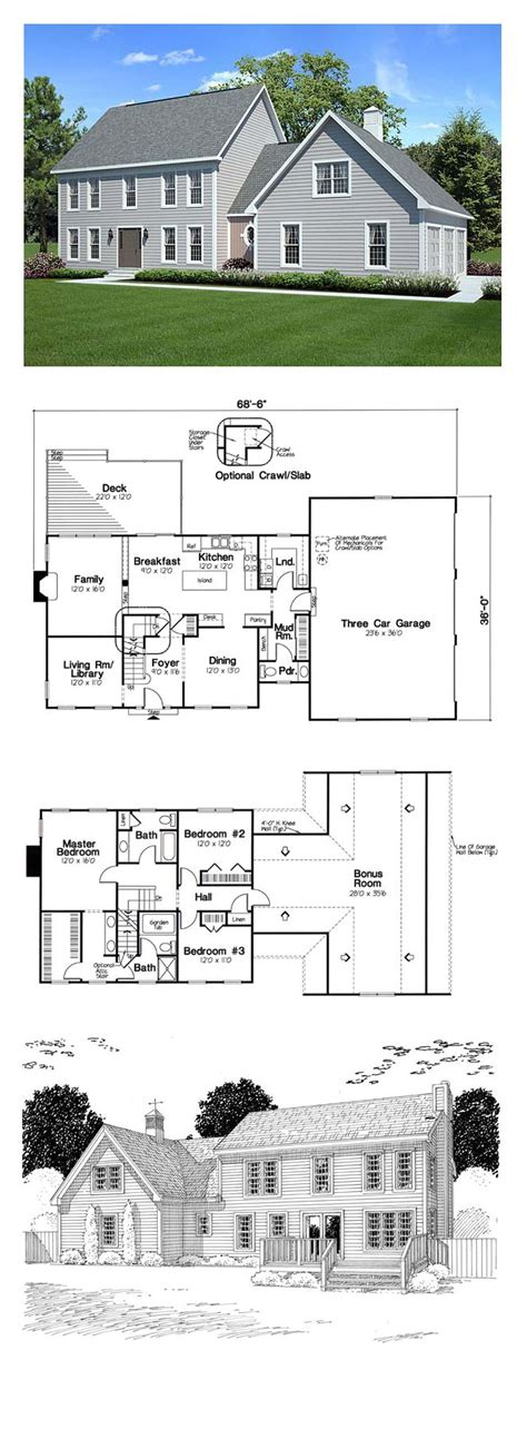 layout of colonial house colonial country house plans home design best bedroom bath