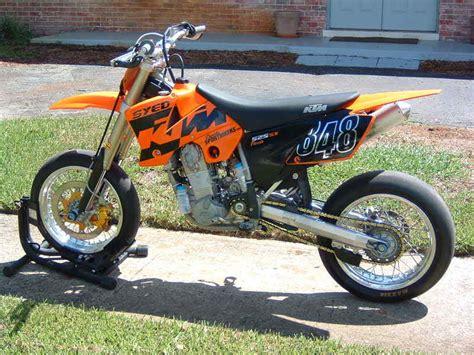 2003 Ktm 525sx 2006 Ktm 525 Sx Moto Zombdrive