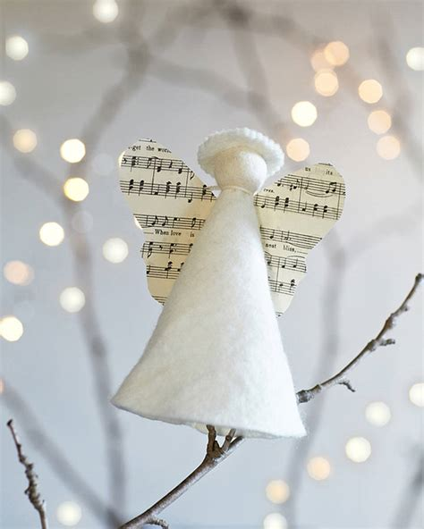 handmade angel christmas tree topper by rastall and