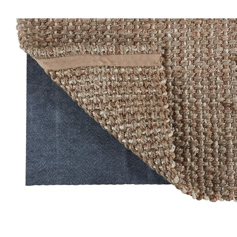 rug pad 5 x 8 city furniture all n one 5x8 rug pad